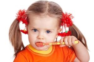 приучение ребенка к пасте